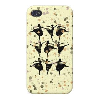 BALLET DANCERS iPhone 4 CASE