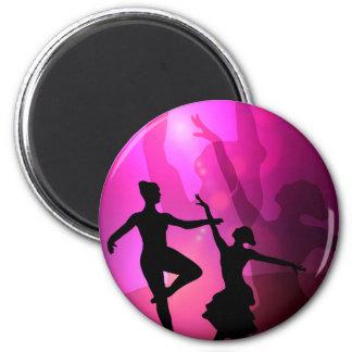 Ballet Dancers Magnet