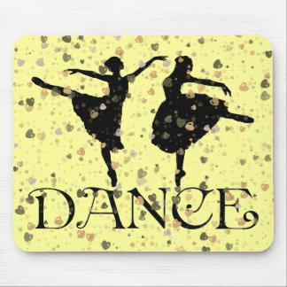 BALLET DANCERS MOUSE PAD