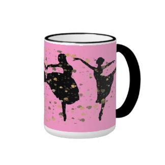 BALLET DANCERS RINGER MUG