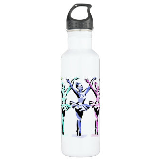 Ballet Dancers Stainless Steel Water Bottle