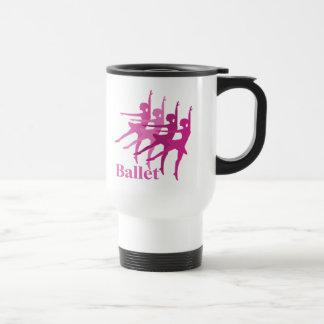 Ballet Dancers Travel Mug