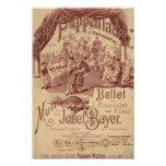 Ballet de hadas de la muñeca poster