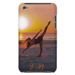 Ballet de la puesta del sol iPod touch carcasas