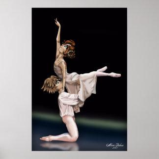 Ballet de Romeo y de Juliet Poster