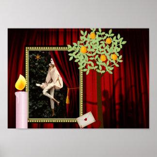Ballet de Waldolala, poster
