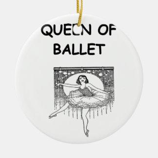 ballet adorno de reyes