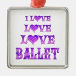 Ballet del amor del amor ornamente de reyes