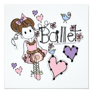 Ballet del amor comunicado