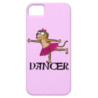 Ballet del mono iPhone 5 carcasas