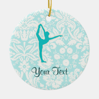 Ballet del trullo adornos de navidad