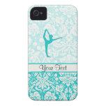 Ballet del trullo iPhone 4 Case-Mate cárcasas
