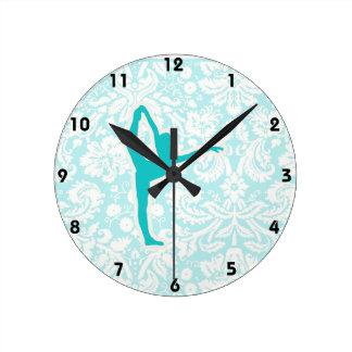 Ballet del trullo reloj