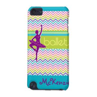 Ballet del zigzag funda para iPod touch 5G