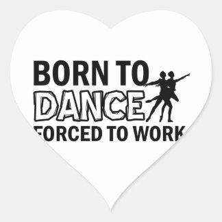 ballet designs stickers