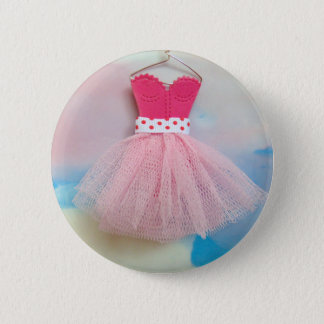 ballet dress.jpg pinback button