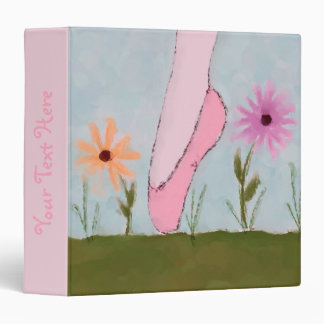 Ballet en carpeta adaptable del libro de recuerdos