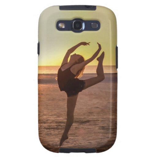 Ballet en la playa Samsung Galaxy S3 Cobertura