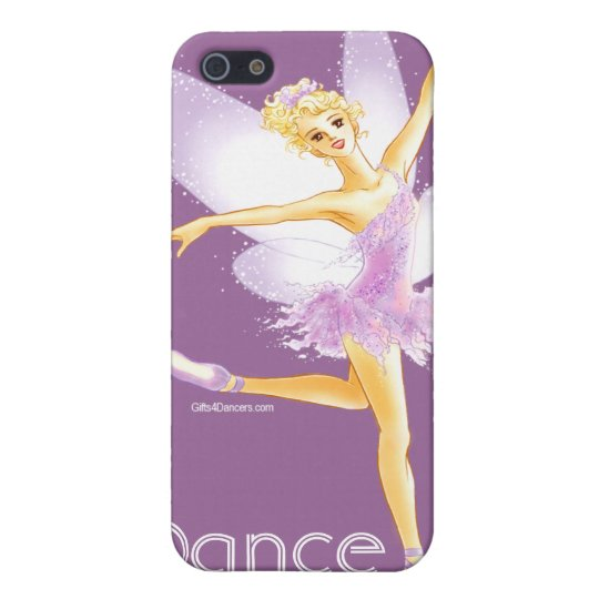 Ballet Fairy iPhone 4 Case