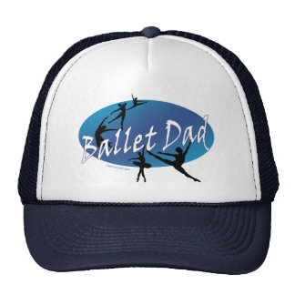 Ballet father Tracker hat