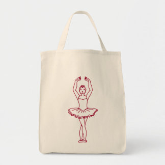Ballet Fifth Position Bags