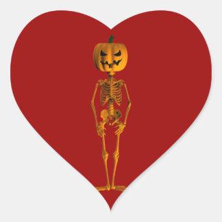Ballet: First Position Flat Heart Sticker