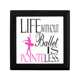 Ballet Gift Box - Life without Ballet Is
