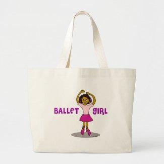 Ballet Girl Gifts Bag