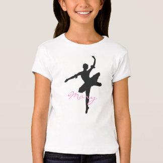 Ballet Girls' Babydoll T-Shirt