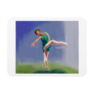 Ballet Grace Magnet