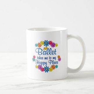 Ballet Happy Place Coffee Mug