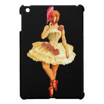 Ballet Hen iPad Mini Cover