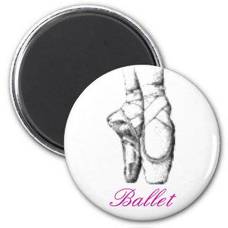 Ballet Imán Redondo 5 Cm