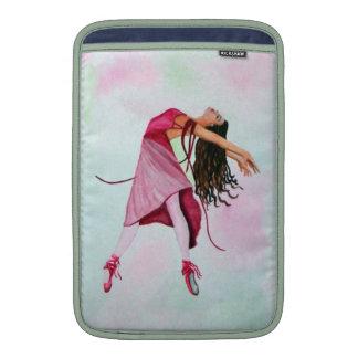 Ballet in pink Rickshaw Sleeve Sleeves For MacBook Air