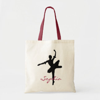 Ballet Jambo Tote Bag