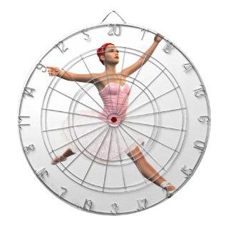 Ballet Jete Tabla Dardos