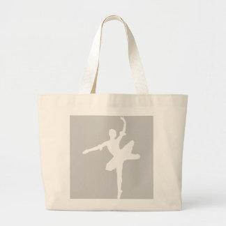 Ballet Jumbo Tote Bag