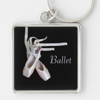 'Ballet' Keychain