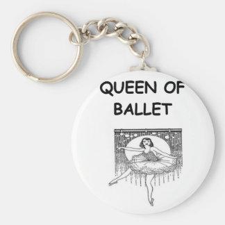 ballet key chains