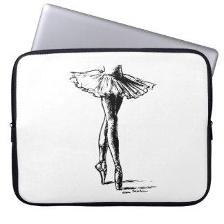 Ballet Laptop Computer Sleeves