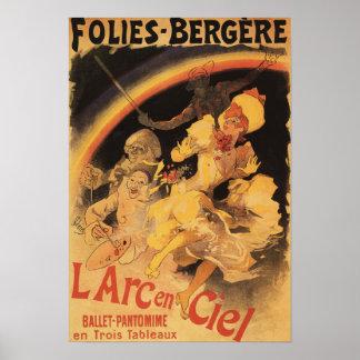 ballet L'Arc-en-Ciel en Folies-Bergere Impresiones