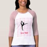 Ballet lindo camisetas