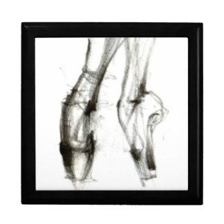 Ballet Love Keepsake Gift Box
