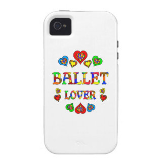 Ballet Lover iPhone 4/4S Covers