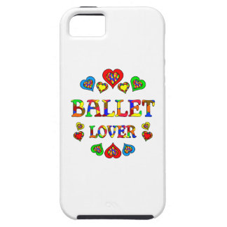 Ballet Lover iPhone 5 Cases
