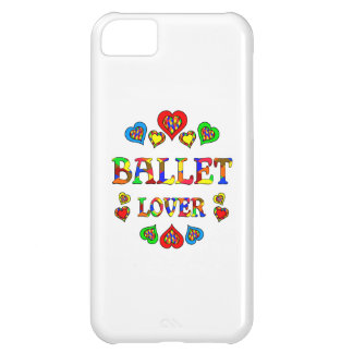 Ballet Lover iPhone 5C Cases