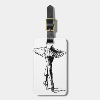 Ballet Bag Tags