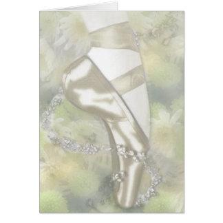Ballet Magic Card