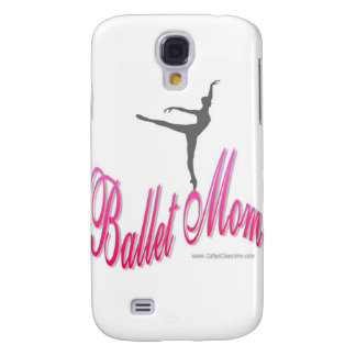 Ballet Mom iPhone 3G/3GS Case Galaxy S4 Cases