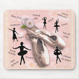 Ballet Mouse Pad